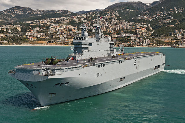 Mistral-class