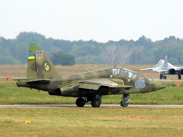Sukhoi Su-25 vs Sukhoi Su-24 | Comparison attack and bomber