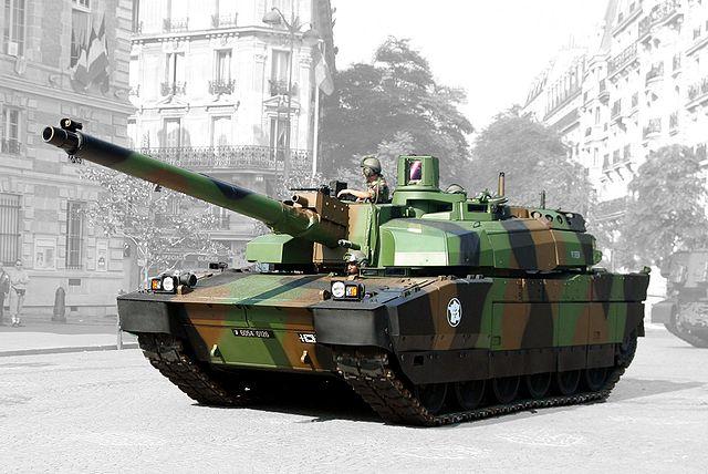 Leopard 2 vs AMX Leclerc | Comparison tanks specifications