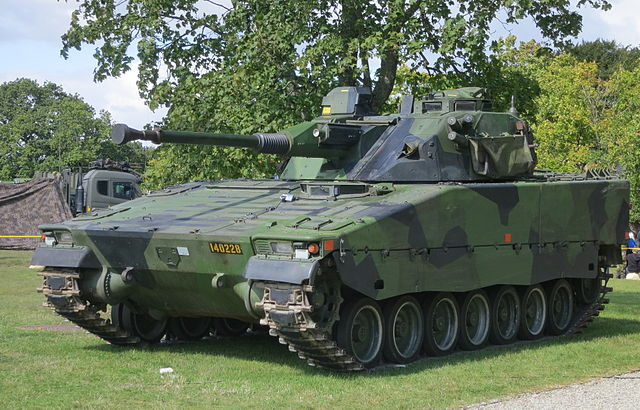 Combat Vehicle 90 (CV90)